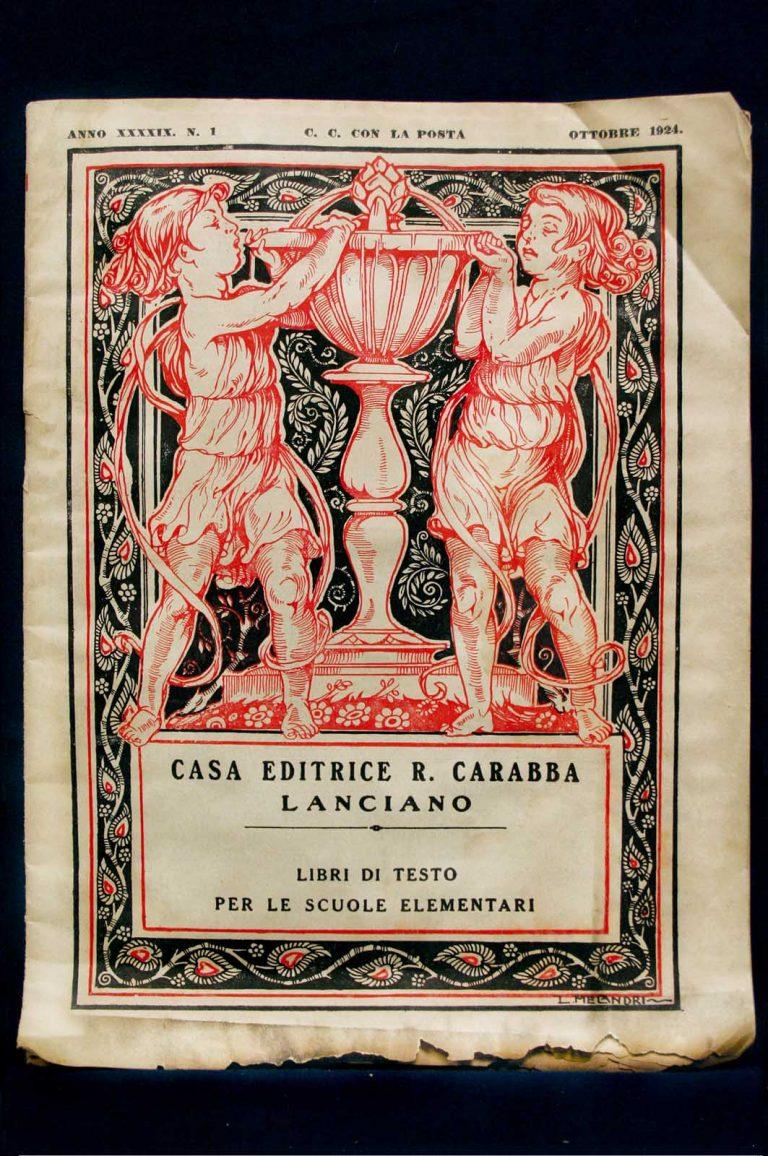 Catalogo 1924